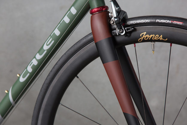 No Disintegrations: Caletti Cycles Boba Fett Road Race Special
