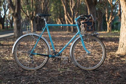 Double Down: Rob's Kumo Cycles Randonneur