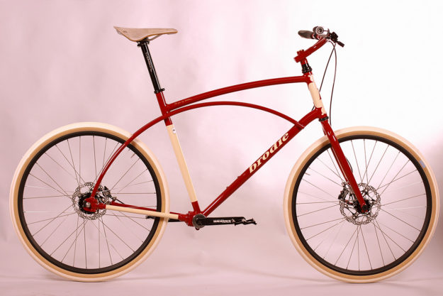 The Right Angle: Paul Brodie's Shaft-Drive Cruiser
