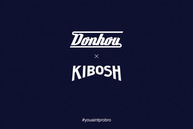 Tasty Pasties: Donhou Bicycles x Kibosh