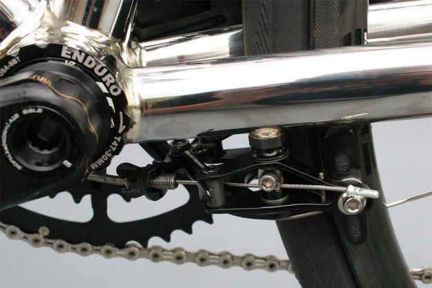 The Sword And The Stone: English Cycles 953 & Carbon Road