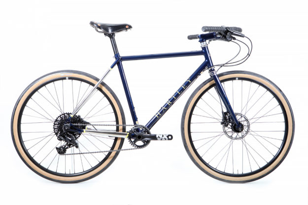 Diamond In The Rough: Hartley Cycles Mini-Tourer