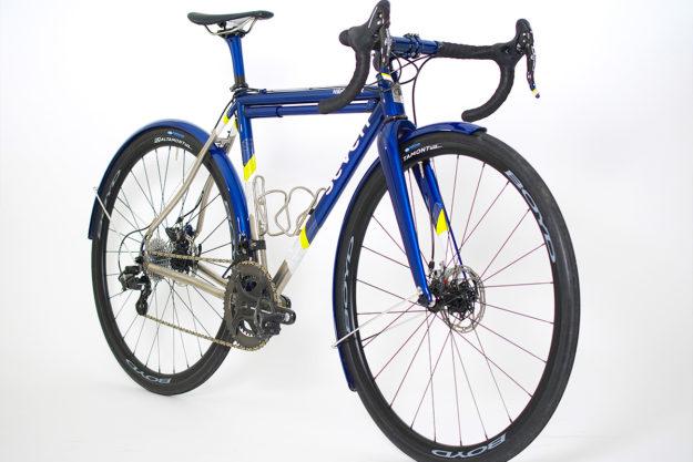 Blinding Sun: VéloColour's Ti Seven Mudhoney