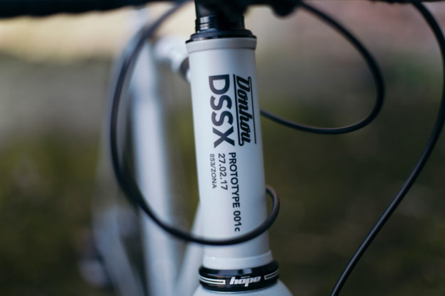 The 3D Dimension: Donhou Bicycles DSS3 Prototype