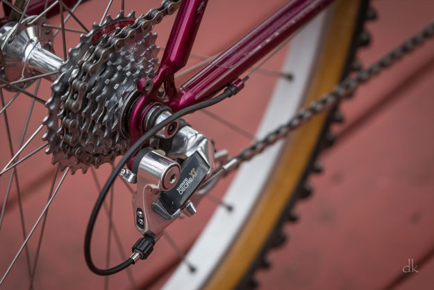 Maumee MTB: Commodore Cycles' 1989 Wicked Fat Chance
