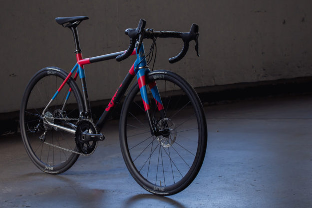 Bitter Sweet: Mac's Quirk Cycles Road Machine