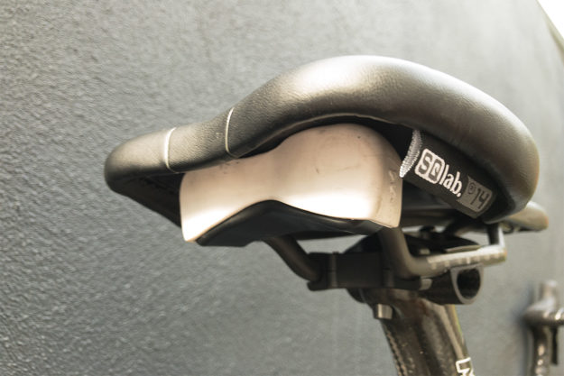 SQlab 612 Active Ergowave Saddle Review