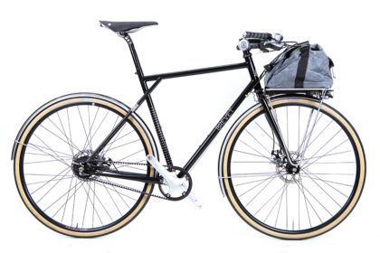 Swerve With Verve: Brevet Cycles 'V'