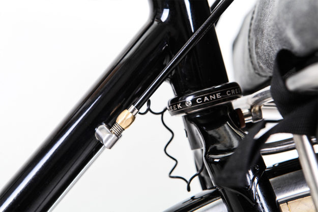 Swerve With Verve: Brevet Cycles 'V'