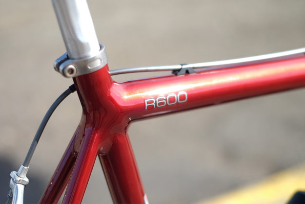 The 90s Will Rise Again: Andy's Cannondale R600