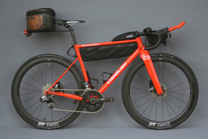 Lions And Eagles: English Cycles TransAm Race Bike