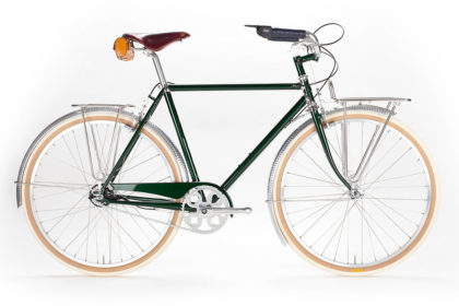 All Meat No Filler: Saffron Frameworks Butchers Bike