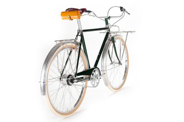 All Meat No Filler: Saffron Frameworks Butchers Bike
