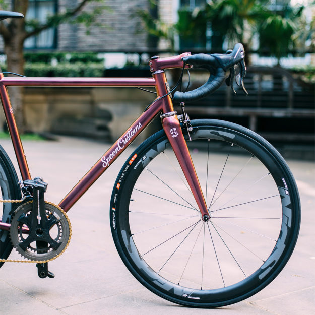Alpine Aspirations: Spoon Customs Izoard RR