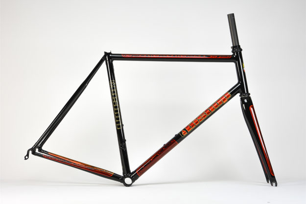 Molten Miles: Black Magic Paint x Bishop Bikes