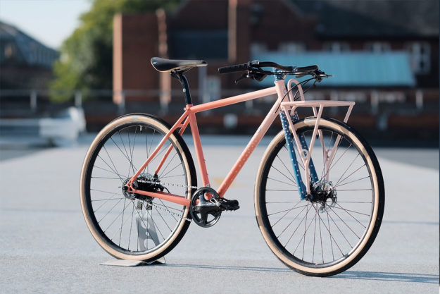 Call The Midwife: Jen's August Bicycles Commuter