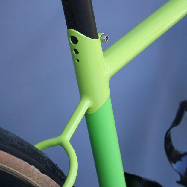 Fun Little Bike: Kate's English Cycles Graveleur