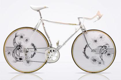 East Meets West: Vintage Luxury Bicycles Koinago