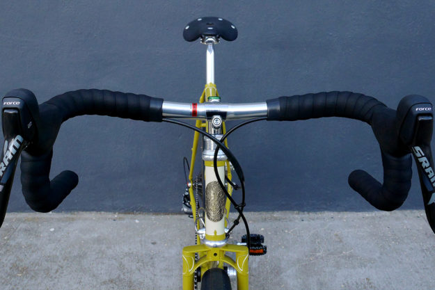 Messy Unicorns: Crust Romanceür By City And County Bicycle Co.