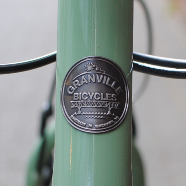 Under The Bridge: Granville Bicycles Commuter