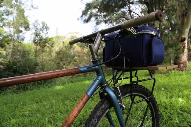Field, Fountain, Moor & Mountain: Myrrh Cycles MTB
