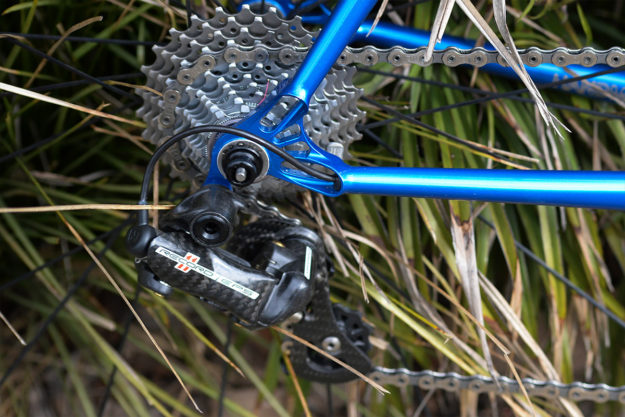 Blue Brains: Prova Cycles Razzo Road