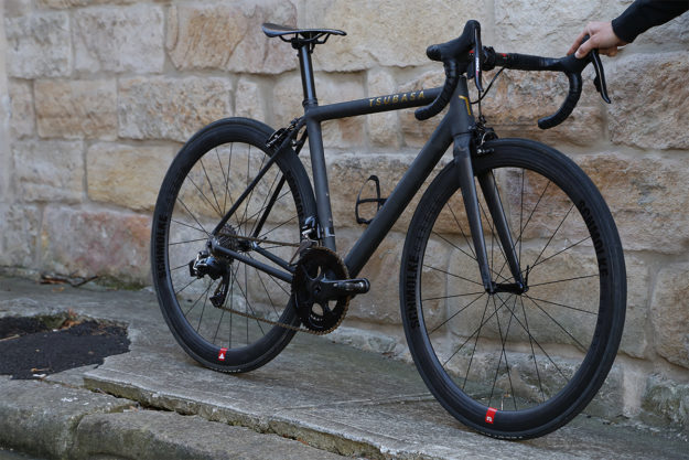 The Sound Of Her Wings: Tsubasa Bicycles Crow