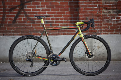 The Full Portland Package: Speedvagen Overt Road Disc