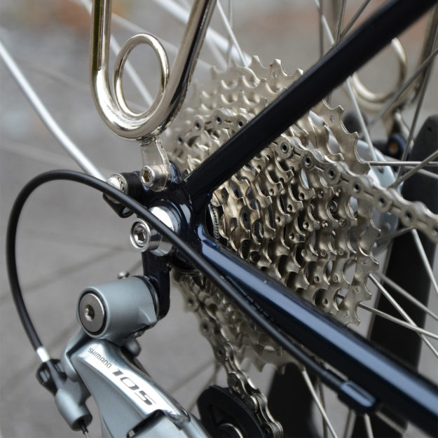 The Iconic Ionic: Winter Bicycles Volute