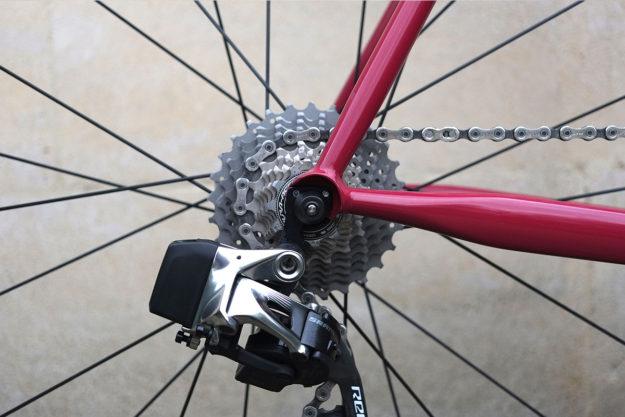 How The Canyon Became Grand: Paul's Mercredi Road Bike