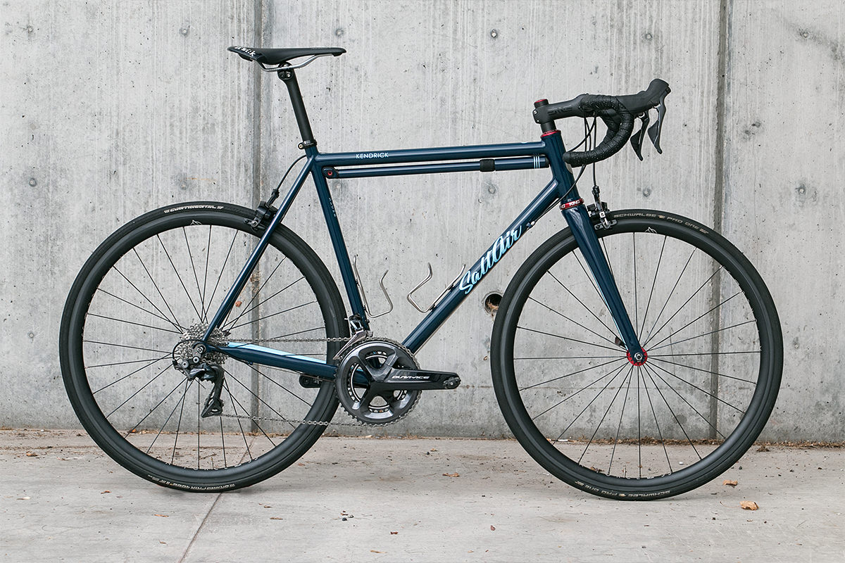 Take To The Sky: Ryan's SaltAir Cycles Road