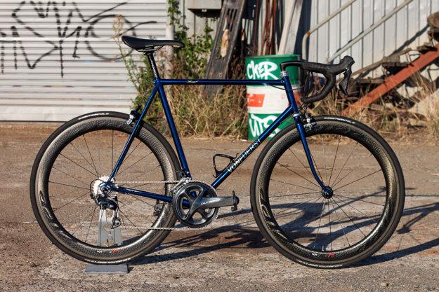 In The Beginning: Brett's Von Fuerst Road Bike