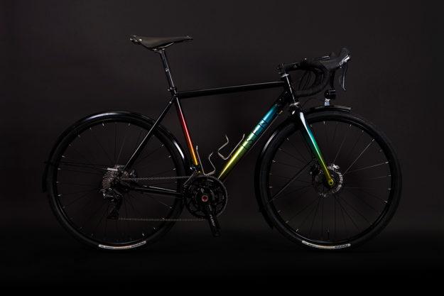 Towards The Light: Isen Workshop All-Season Road Bike