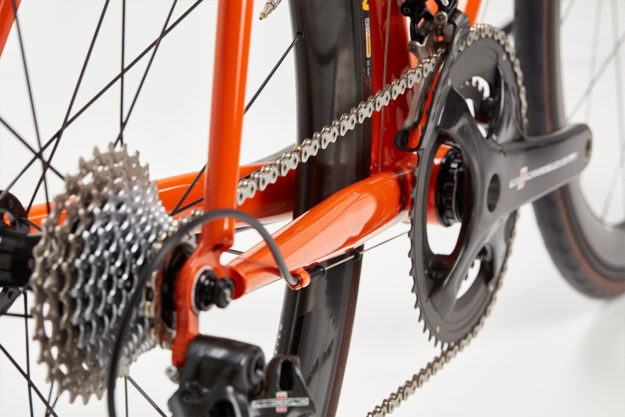 Orange Is The New: St Joris Cycles Road