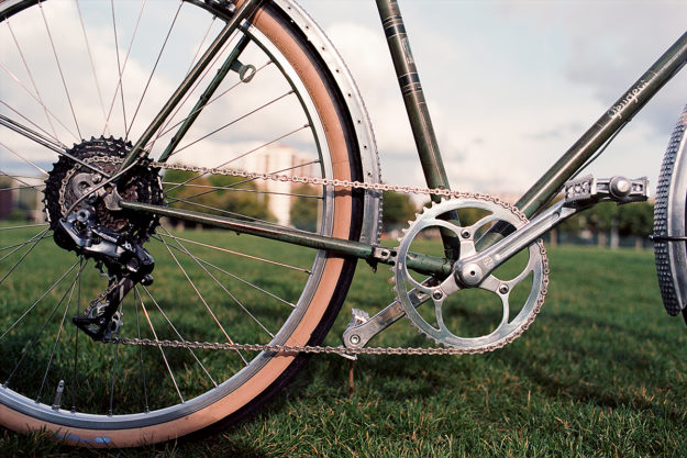 Keep It In The Family: Auguste Handmade Peugeot