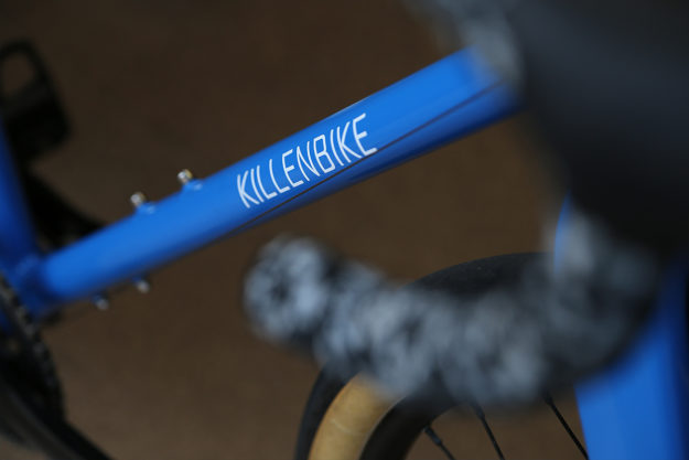 Cool Your Jets: Killenbike All-Roadster