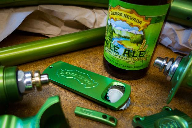 Greener Shade Of Pale: Paul Components x Sierra Nevada Shredder