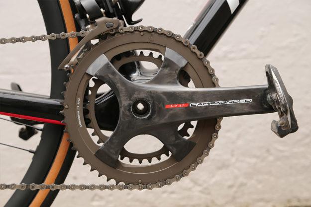 La Vida Rotor: Campagnolo H11 Disc Brake Review