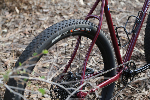 King Off The Street: Killenbike 27.5 Dirt Tourer