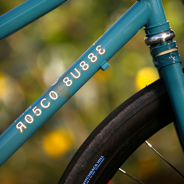 All Mixte Up: Rivendell Rossco Bubbe