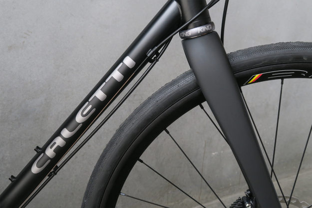 Path Of The Black Cat: Caletti Cycles Domestique