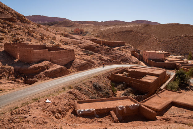Morocco Roll: PEdALED Heiko Collection