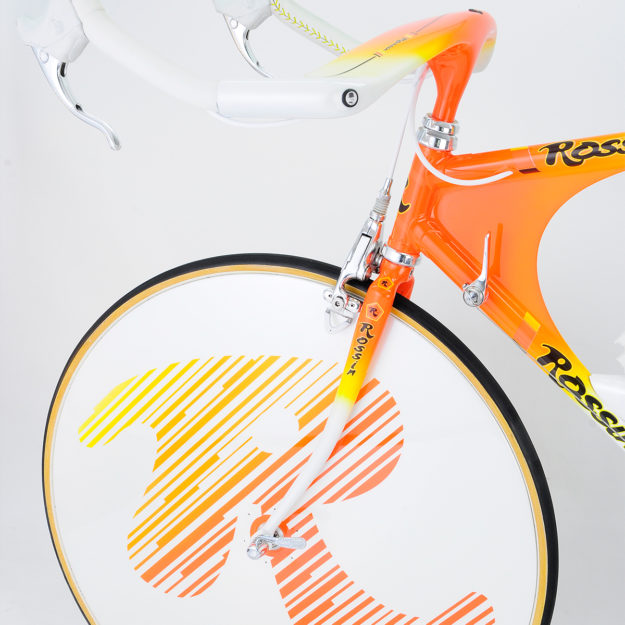 Ready To Spring: Rossin Futura CX4 by Vintage Luxury Bicycles
