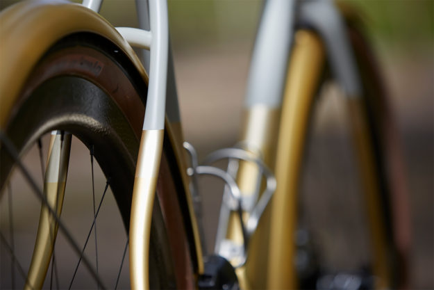 Golden Gun: Speedvagen 650b Rugged Road