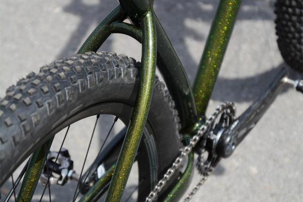 Winter Bicycles Geländerad