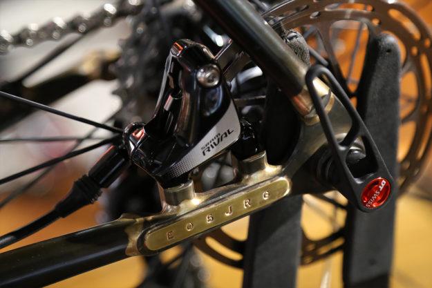 Blue Steel: Egress Bikes CX