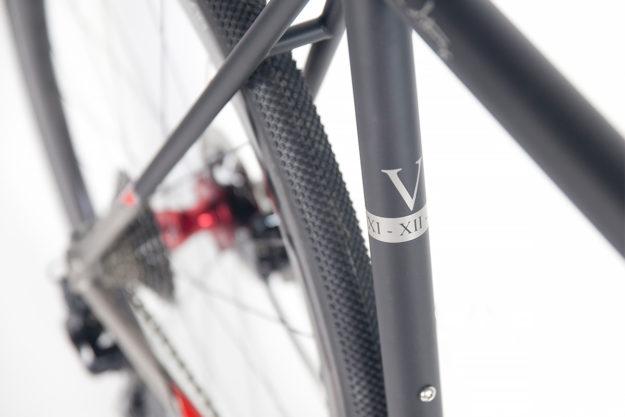Bozeman Built: Tejay van Garderen's Strong Frames Ti Road
