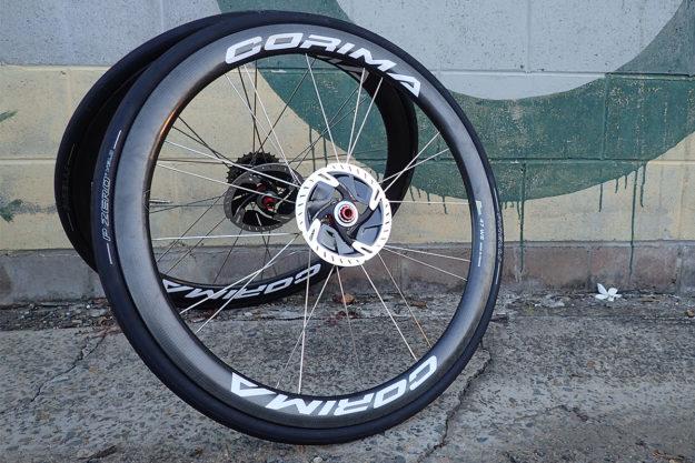 Je ne sais quoi: Corima 47WS Disc Wheel Review