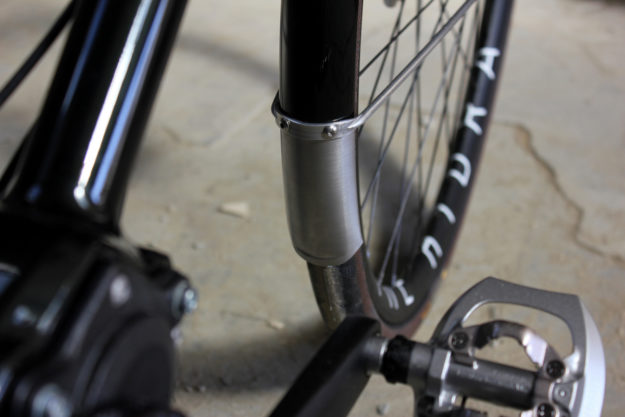 Last In Flight: Donhou Bicycles Stainless Pinion Commuter