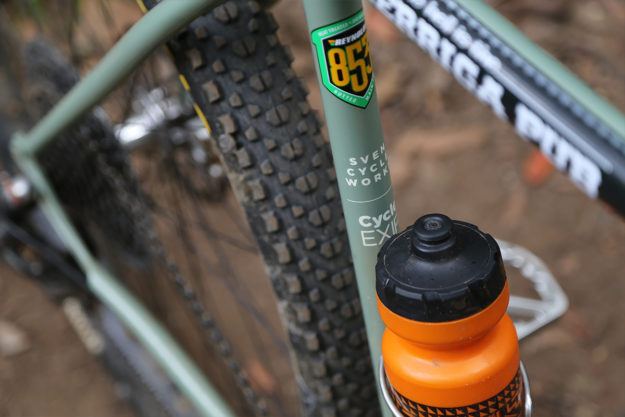 The Defender Project: Sven Cycles X Cycle EXIF Dirt Tourer